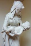 Pharaoh's Daughter Sculpture