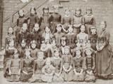 Victorian School Photograph - Darlington or Possibly Croft
