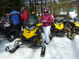 Northern Extremes Snowmobiling, Bartlett, NH