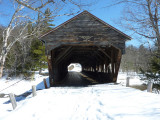 Albany Covered Bridge, Conway, NH