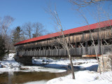Covered Bridge, Kancamagus Highway