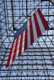 Stars & Stripes Flag, JFK Library & Museum