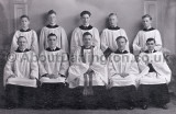 Altar Servers at St Mark's Church, Bowman Street, Darlington