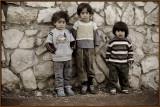 Beduine children