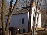 Back of lockhouse at Edwards Ferry
