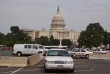 Plenty of Security around the Capitol