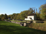 Another view of lock 44 and lockhouse