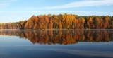 Panorama - Seneca Lake colors