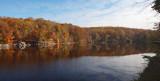 Panorama - Widewater Fall morning