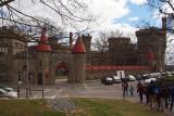 The Castle (actually a dorm)