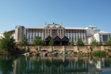 Front of the Gaylord hotel