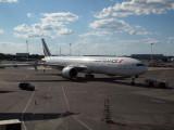 Air France triple seven