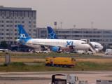 Unidentified XL Airways aircraft