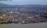 First view of Conakry