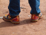 Django sneakers!