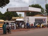 Gas station in Pita