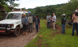 European NGOs on a tour