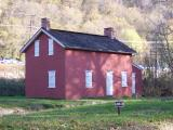 Red Lockhouse for lock 31