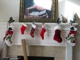 Presents on Christmas Eve