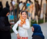 Happy girl - Shiraz