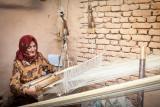 Making a carpet - Mojen, Semnan