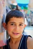 Boy in market - Bethlehem