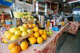 Juice vendor - Hebron