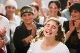 Bride dancing - Tekoa