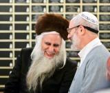 Rabbi Fruman and man