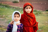 Aisha and Alia, sisters