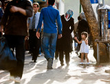 A child's world - Tehran