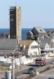 Brant Rock Tower - Photo by Patriot Ledger - April 2012
