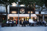 La Paix Restaurant on Place Drouet d'Erlon in Reims