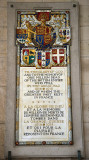 British Empire Memorial in Laon Cathedral