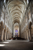 Laon Cathedral nave