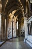 Ambulatory in Basilique St Remi
