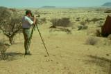 Birding trip to Namibia.