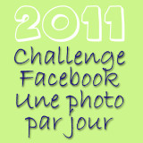 2011 - Une photo par jour. (challenge Facebook)