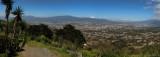 Panorama- Central ValleySan Jose, Costa Rica