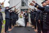 Ole-Kristian og Kathrine Martinsen giftet seg 28. juli 2012
