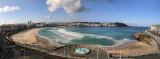 Playas de Riazor, Orzán y Matadero