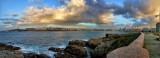 A Coruña desde el Obelisco Millenium
