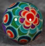 ~ Pop Tart Mandala ~ 1.00 (25mm) $old