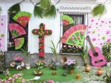 calle pintada cross