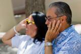 Jaime Vela and Dr. Don Pepion