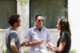 Evan Simon, Sean Dolan, Erin Schmidt
