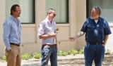 Dr. Bill Walker, Sean Dolan, Dr. Monte McCrossin
