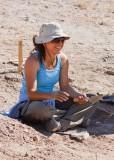 Nina Williams (Archaeology field school)