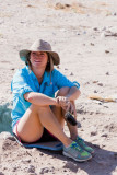Sunnie Sartin (Archaeology field school)