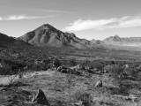 Aquirre Springs area of Organ Mts.